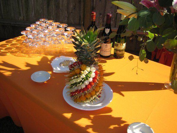 Tmx 1292530678793 RehearsalDinner20058 Santa Barbara, CA wedding catering