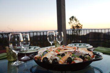 Tmx 1292530739215 Paella4 Santa Barbara, CA wedding catering