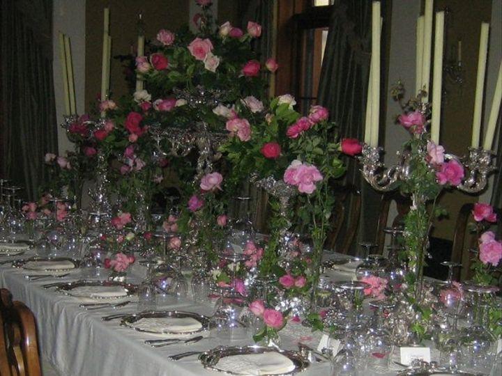 Tmx 1292530747262 MrsJordanDinnerParty1 Santa Barbara, CA wedding catering