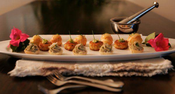 Tmx 1292530762199 HorsDOeuvresPlatter3 Santa Barbara, CA wedding catering