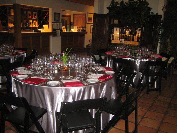 Tmx 1292530791543 GaineyWinery20071 Santa Barbara, CA wedding catering