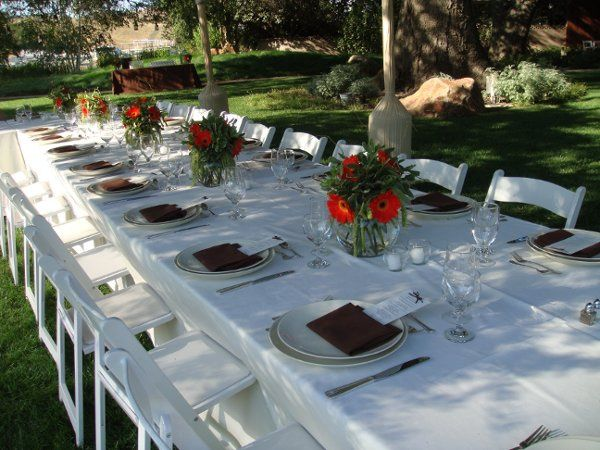 Tmx 1292530854949 BookWeddingTresHermanasJuly20086 Santa Barbara, CA wedding catering