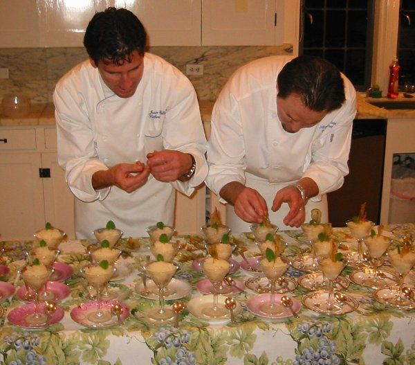 Tmx 1292530979684 ArgyropoulosDinnerParty10 Santa Barbara, CA wedding catering