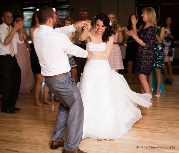 Wheat Ridge Ballroom Wedding Reception