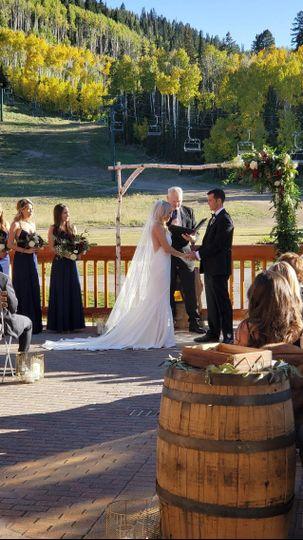 Deer Valley Ceremony