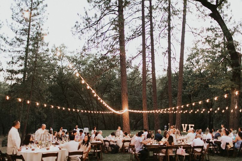 Beautiful backyard wedding | Auburn, CA