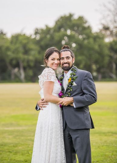 Michelle + EC | The Cottages at Polo Run | Carpinteria, CA