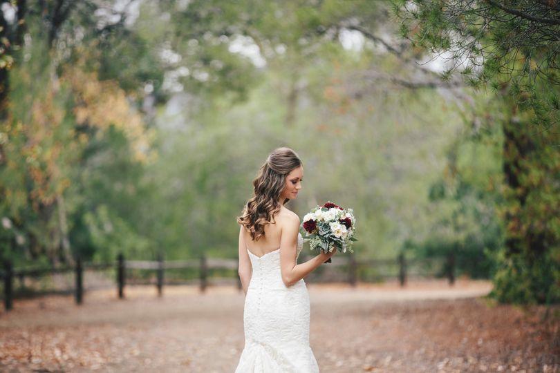 bride and bridesmaid 076