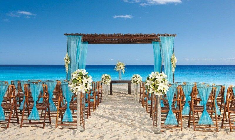 Beautiful Destination Beach Wedding