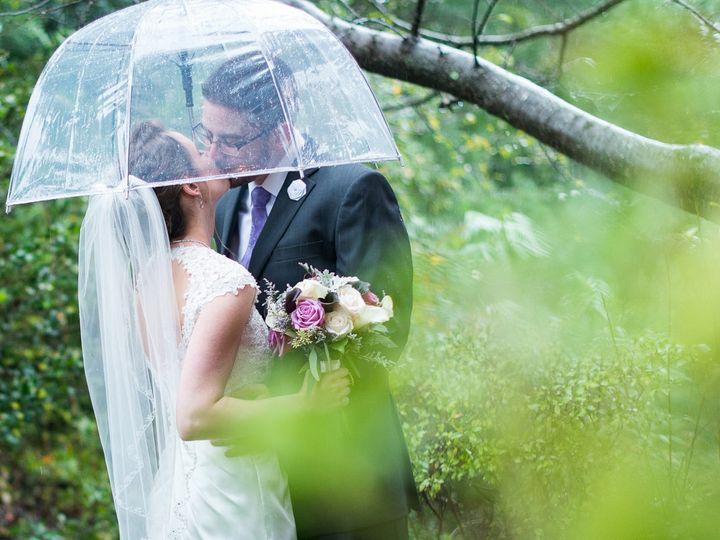 Tmx Fairfax Rain Wedding Portrait Romantic Kiss 51 999631 Fairfax, VA wedding photography