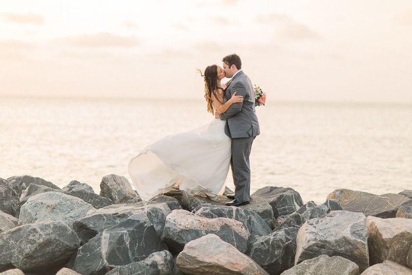 Virginia Outer Banks Wedding