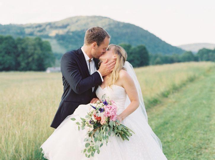 New York Catskills Wedding