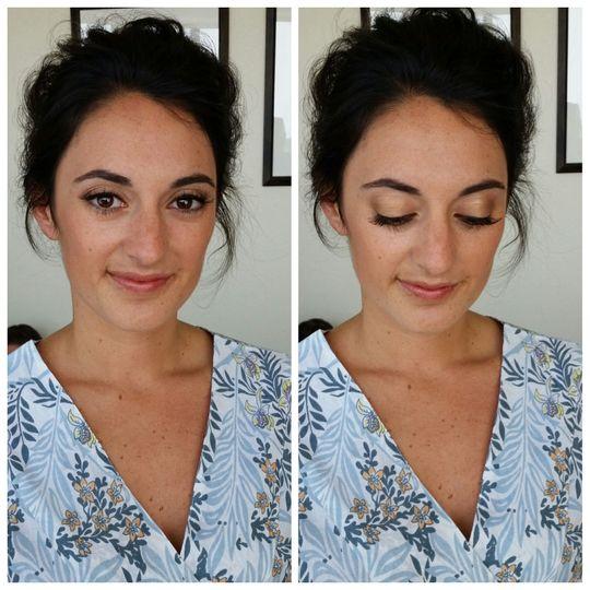 Brianna Rothman Makeup