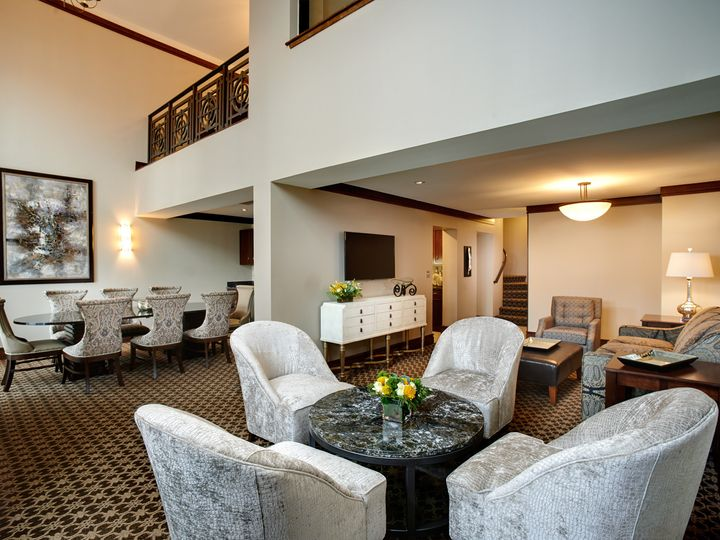 Tmx 1508854213999 Presidential Suite Living W5 Plymouth, MI wedding venue