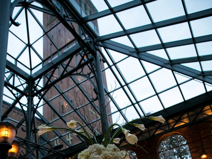 Tmx 1508856305191 Atrium Ceiling Angle Ms0826140516schaard Plymouth, MI wedding venue