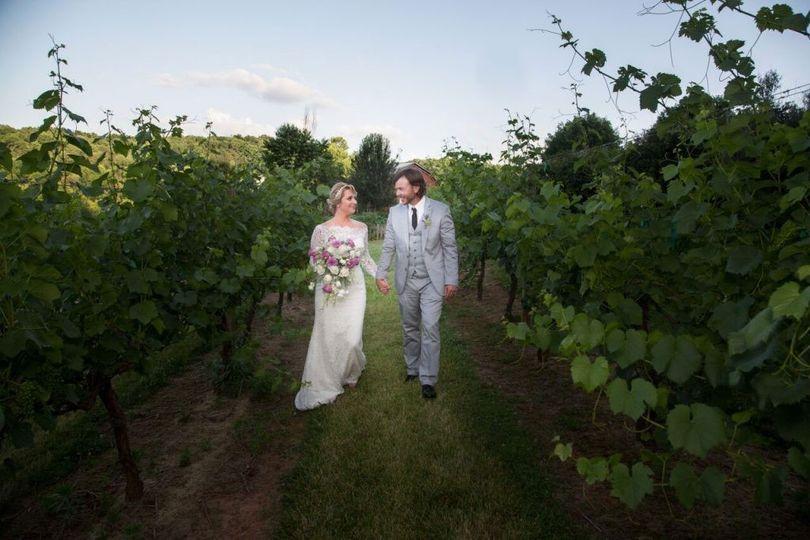 Walking in the Vines