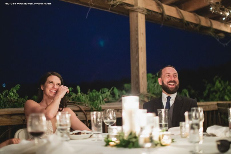 Reception Dining