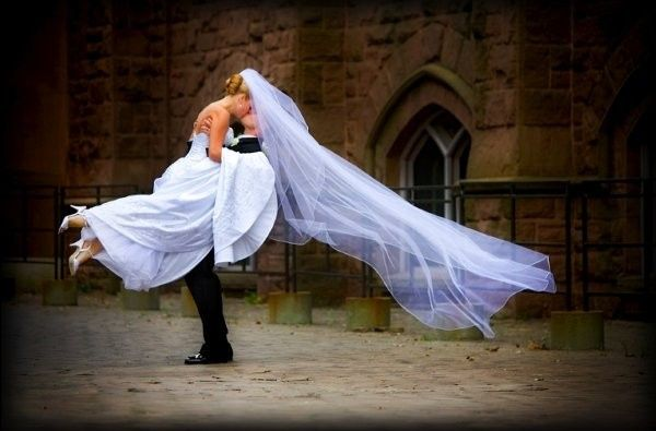 Perfect Wedding Photo