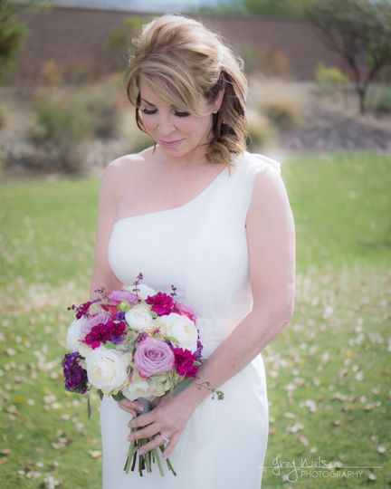 Formal of Bride