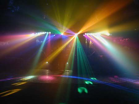 Awesome light shows, Fabulous wedding receptions by Horizon Entertainment