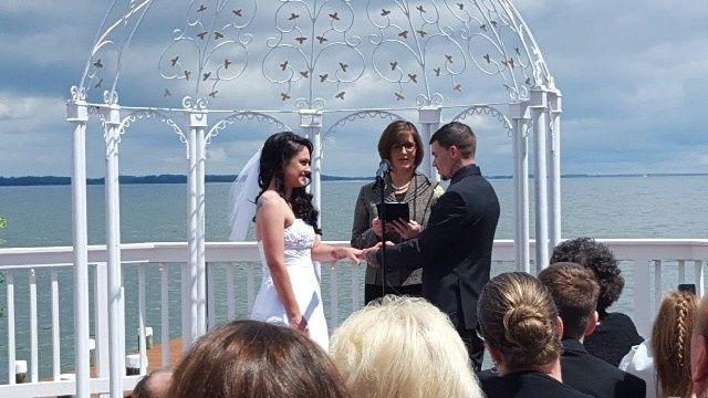Tmx 1463360709445 Liz And Steve Easton, Maryland wedding officiant