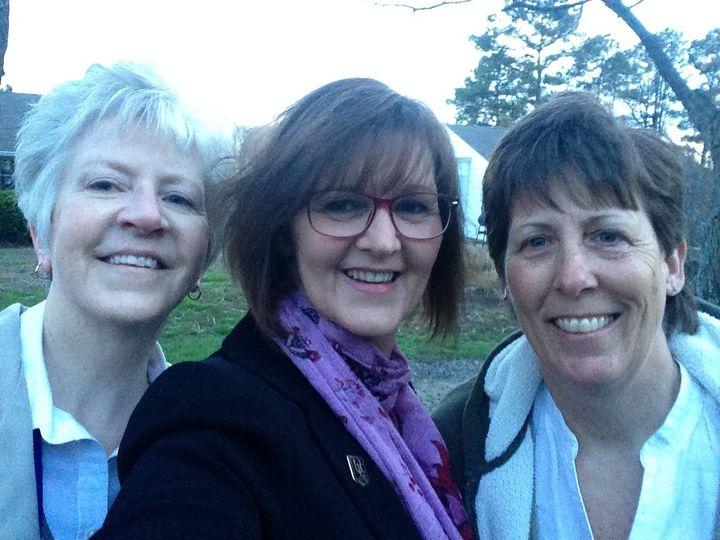 Tmx 1463360724015 Nancy And Gail Wedding Easton, Maryland wedding officiant