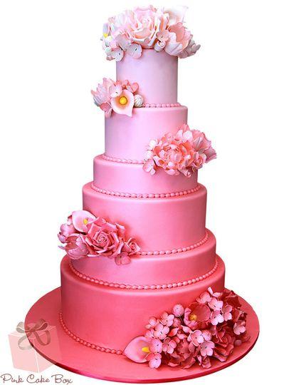 Pink Cake Box Bakery Denville Nj