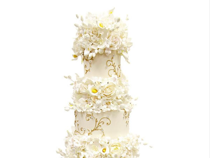 Tmx 1402884063106 Big Cake2551 Denville wedding cake