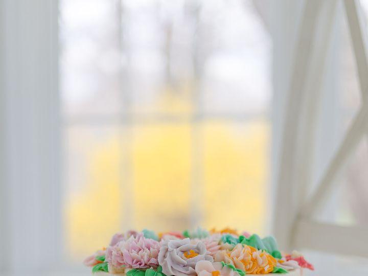Tmx Bouquet Cake 12 Of 50 51 1033731 Suffolk, VA wedding cake