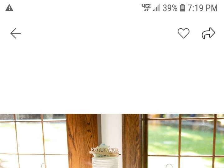 Tmx Laughrun 51 1033731 1567470922 Suffolk, VA wedding cake