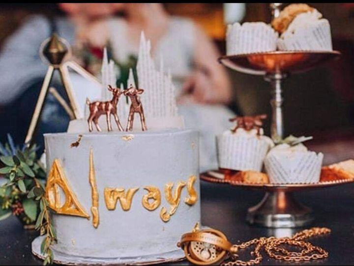 Tmx Potter 51 1033731 1562528572 Suffolk, VA wedding cake