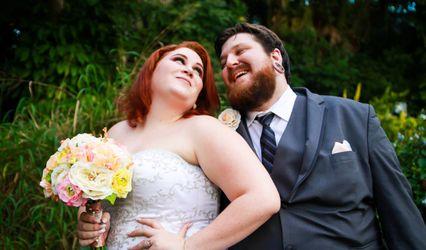 The wedding of Anika and Ray