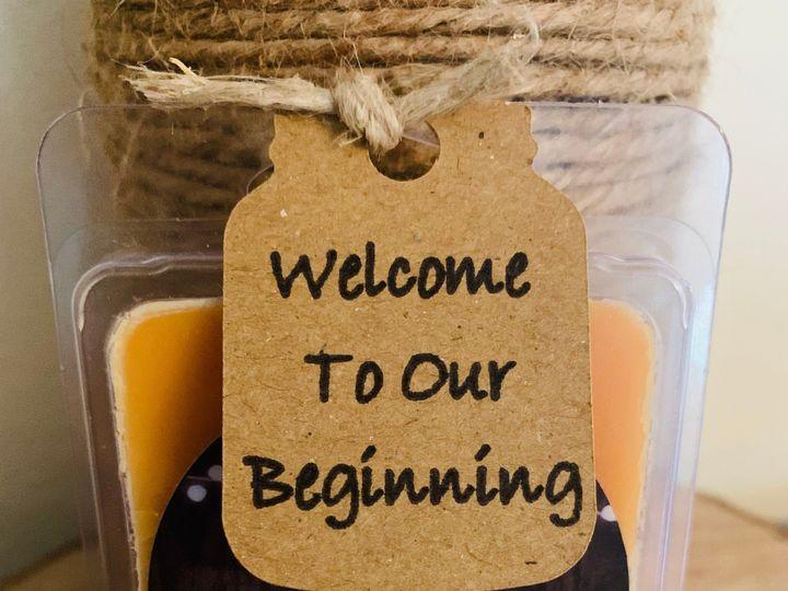 Tmx Welcome To Our Beginning Melt 51 1044731 158534941268936 Ferrum, VA wedding favor