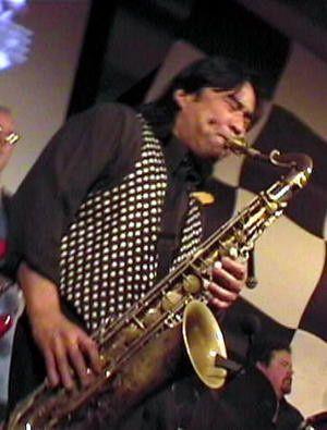 Vince Suzuki, Sax, RamFunkshus
