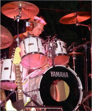 David Page, Drums & Vocals, RamFunkshus