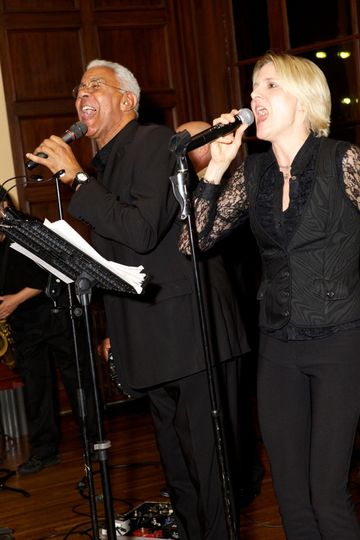 Male and Female Vocalists.  RamFunkshus.  Jan Birch Photography
