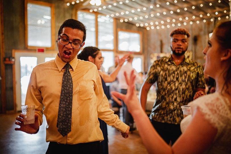 Dancing (Love the music)