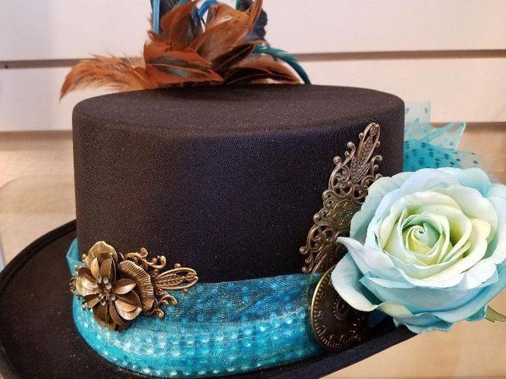Tmx 1525476834 4af5f8be2759054a 1525476834 461913de328e7b9b 1525476831448 1 Black And Blue Ste Sequim, Washington wedding florist