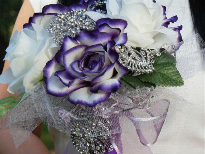 Tmx 1525647462 Cf50b30fcdb2ddbc 1525647462 9d5a10e874ab885c 1525647462172 6 PURPLE WEDDING BOU Sequim, Washington wedding florist