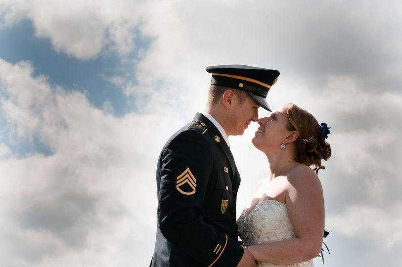 air force kiss sky