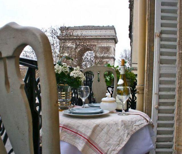 Parisian Vacation Home