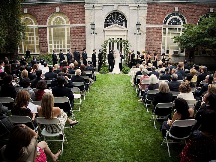 Tmx Penn Courtyard Ceremony 51 76731 1571930536 Dearborn, MI wedding venue