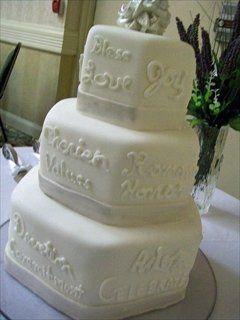Tmx 1308839834106 F421de26da6044b39e511a85b33eb14c Stedman wedding cake