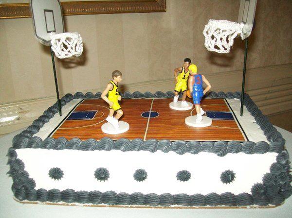 Tmx 1308846497012 BBallFan Stedman wedding cake