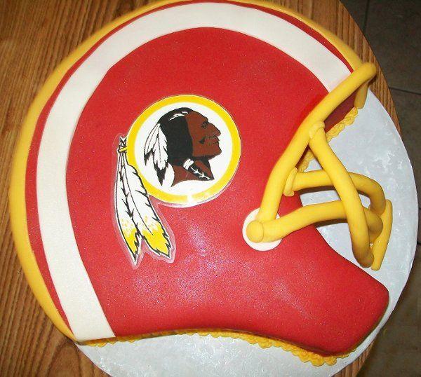 Tmx 1308846869497 RedskinsFan Stedman wedding cake