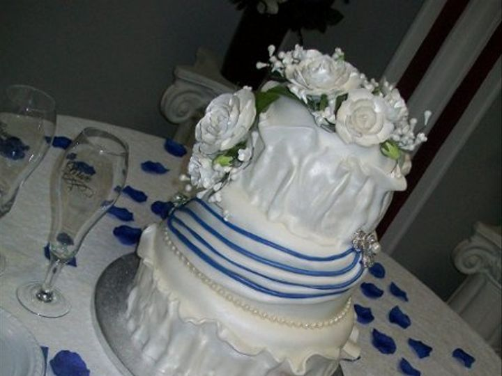Tmx 1321209965727 1002898 Stedman wedding cake