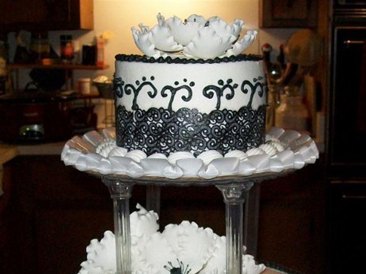 Tmx 1321210144305 Sara1 Stedman wedding cake