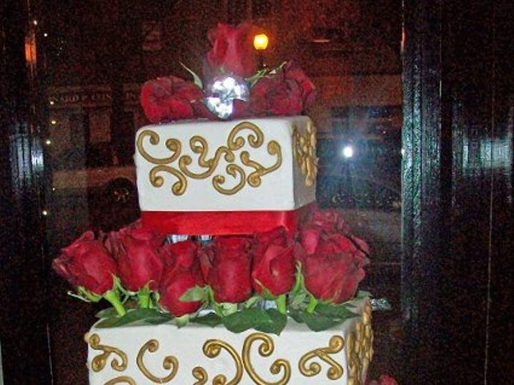 Tmx 1324419905591 1003197enhanced Stedman wedding cake