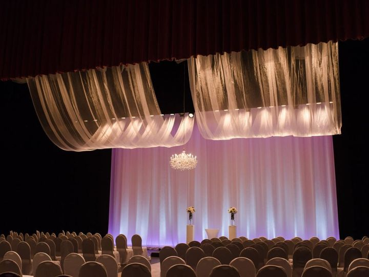 Tmx Seating For Stage 51 57731 1561662495 Bartlesville, OK wedding venue
