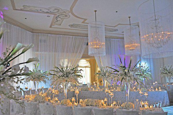 PLATINUM-STYLE WEDDING